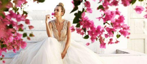 beautiful wedding dresses by eva lendel