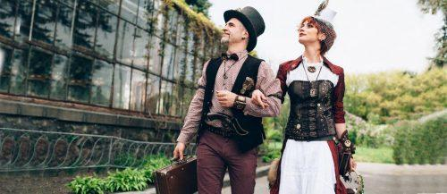 steampunk wedding ideas