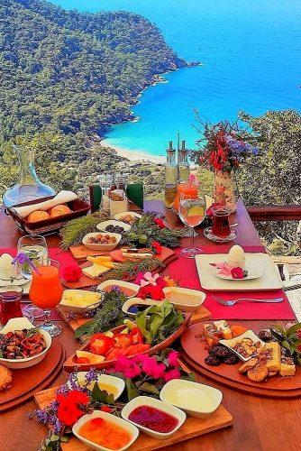 best honeymoon spots so nice breakfast in turkey