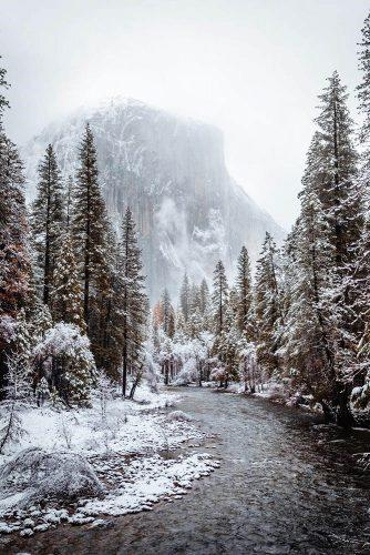 honeymoon destinations in us winter yosemite ryanresatka