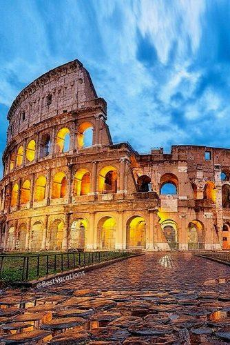 best honeymoon destinations rome