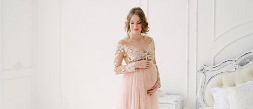 maternity wedding dresses floral body off shoulder