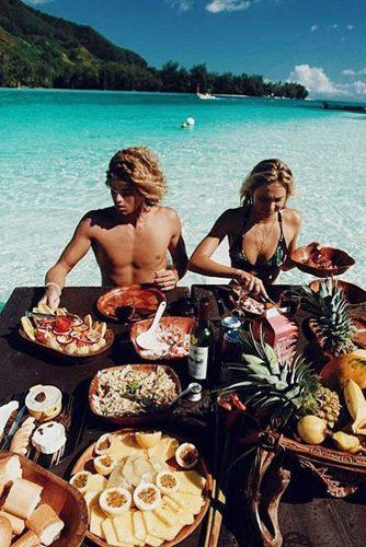 best honeymoon destinations tahiti polinesia