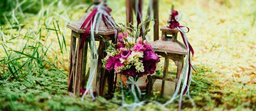 rustic wedding lanterns featured