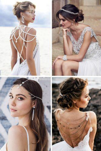 wedding dress shopping guide accessories collage