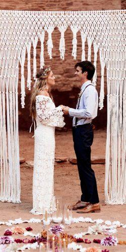 wedding dress shopping guide boho style wedding elizabethwells photo
