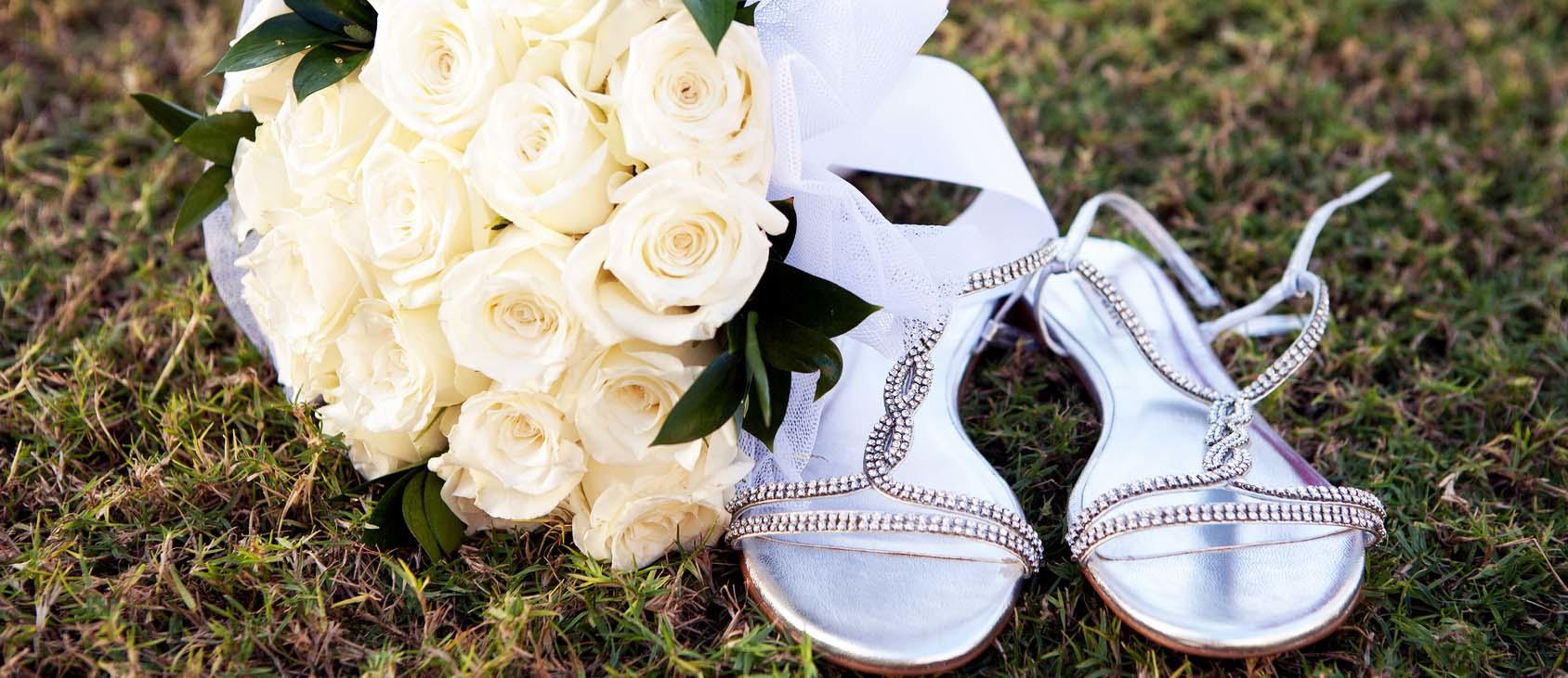 18 Wedding Sandals You'll Want To Wear Again