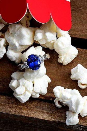 zales engagement rings on pop corn