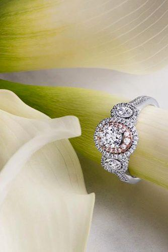 zales engagement rings on the calla lily