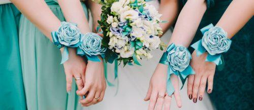 blue wedding them ideas