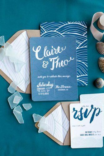 blue wedding theme blue and white invitation jadeandmatthew