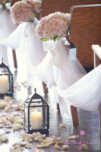 church wedding decorations romantic isle with canterns skylineucc