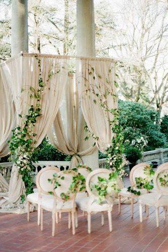 greenery wedding decoration