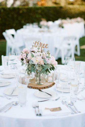 wedding table decorations acres of hope photography