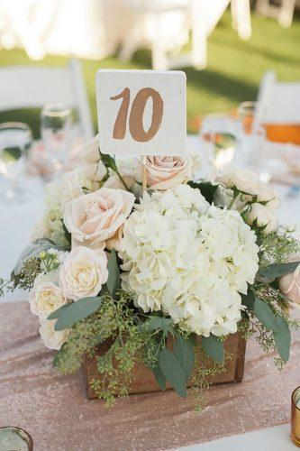 wedding table decorations rustic centerpiece white haute photography