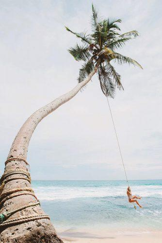 affordable honeymoon packages big palm on the beach girl swing lauren bullen