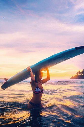 affordable honeymoon packages girl with surf amysede