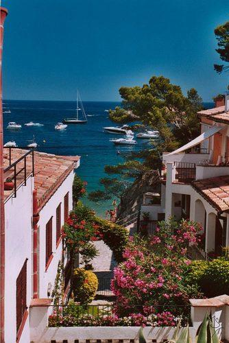 affordable honeymoon packages view on the costa brava of begur spain sam via flickr