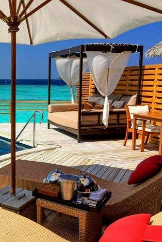 best honeymoon spots nice sea view in maldives