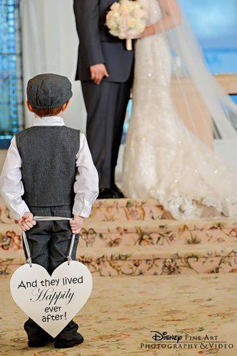 disney wedding cute ring bearer photo disney wedding disney fine art