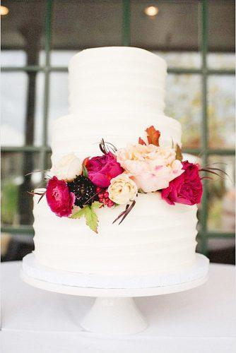 elegant wedding cakes peony with white cream heather elizabeth