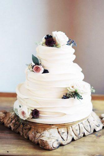 elegant wedding cakes rustic with small button charity maurer blog