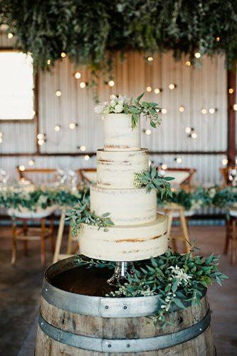 italian wedding cakes exquisite italian cake with greenery teneil kable
