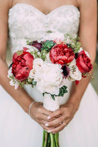 silk wedding bouquets peonies cindy lee photography