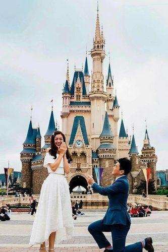 wedding proposal ideas disneyland propose