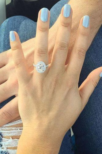 wedding proposal ideas gorgeous ring selfy