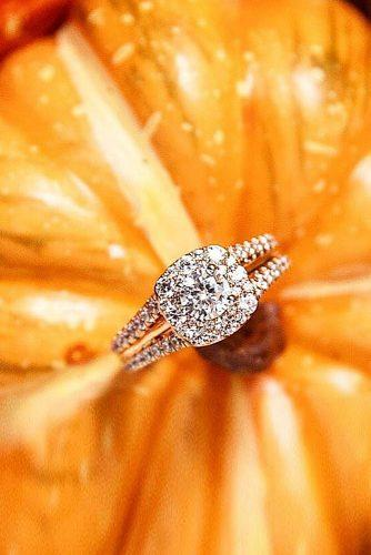 zales engagement rings round cut halo split pave band