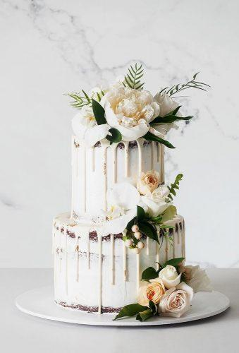 beautiful wedding cakes drip cake cake ink