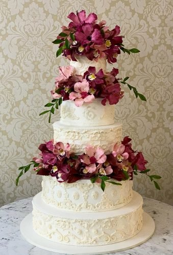 beautiful wedding cakes elegant cake thekingcake