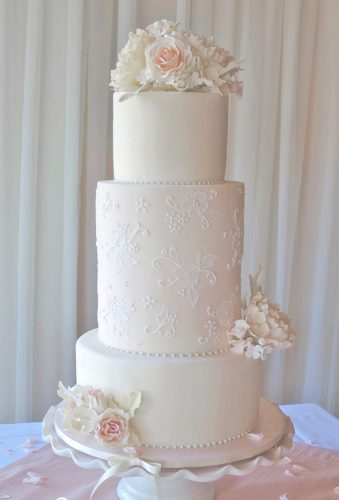 beautiful wedding cakes tender lace cake cake ink