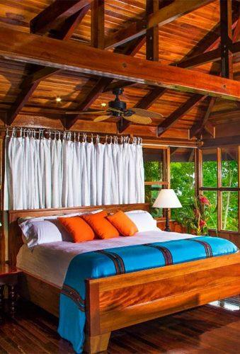 best all inclusive honeymoon room in hotel costa rica lapalomalodge