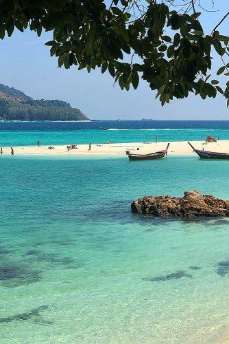 best honeymoon spots beach thailand