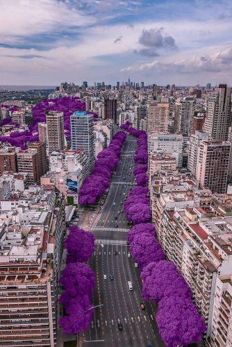 best honeymoon spots buenos aires amazing city air view