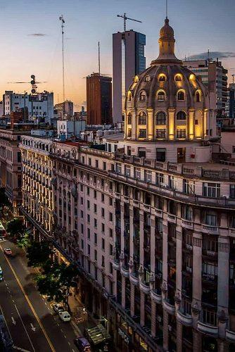 best honeymoon spots buenos aires city evening view