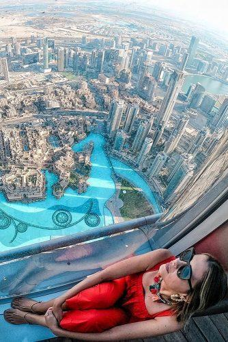 best honeymoon spots dubai amazing view