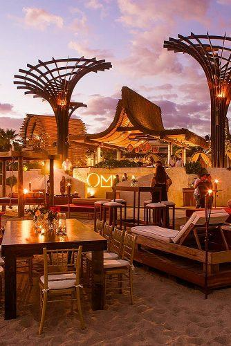 best honeymoon spots evening cafe los cabos