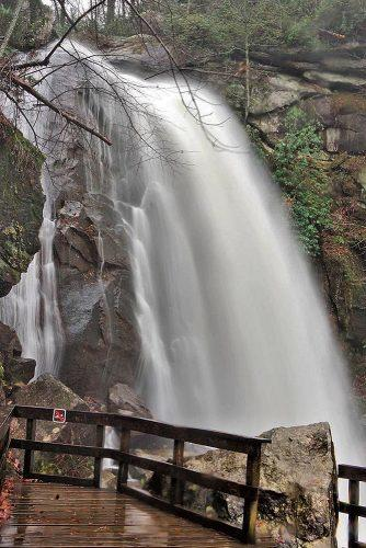 best honeymoon spots waterfall asheville