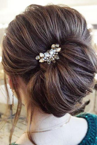 bridesmaid updos fancy updo with accessories bridesroom