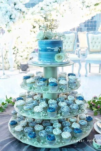 chocolate wedding cupcake mint cupcake lisweet patisserie