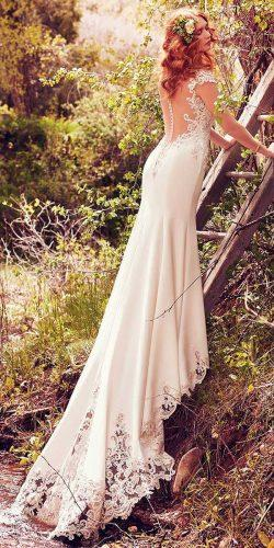 lace illusion low open back with cap sleeves maggie sottero wedding dresses- 2017 style odette