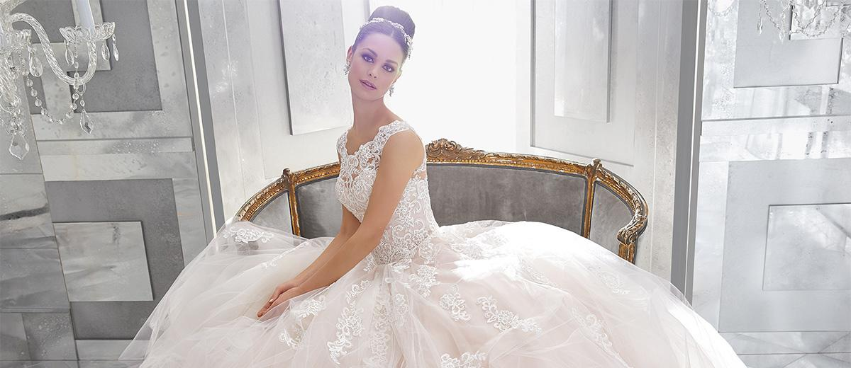 Mori Lee Wedding Dresses - 2018 Collection | Wedding Forward