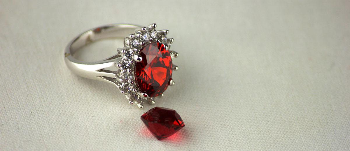 Unusual Ruby Wedding Gifts: 30 Ruby Engagement Rings For Unique Girls