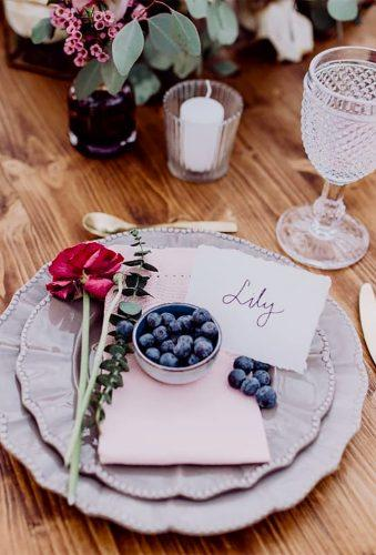 shabby chic vintage wedding decor ideas vintage plate heylovely_photography