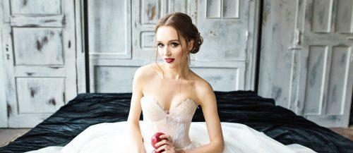 strapless wedding dresses featured