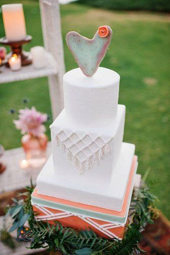 unique wedding cake toppers unusual cake with a top cactus in the shape of a sergech and an orange flower mr and mrs wedding duo