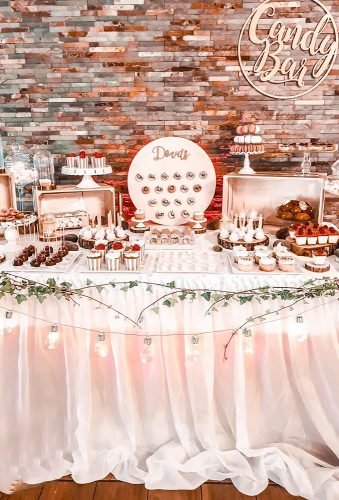 wedding dessert table ideas vintage modern light wedding table decor candybarslodkiestoly